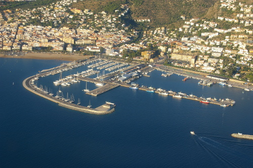 Marina Port of Roses