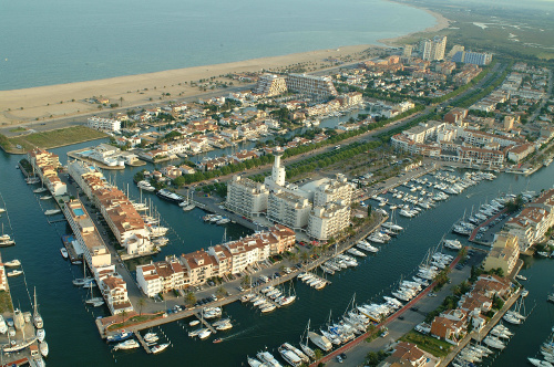 Marina of Empuriabrava
