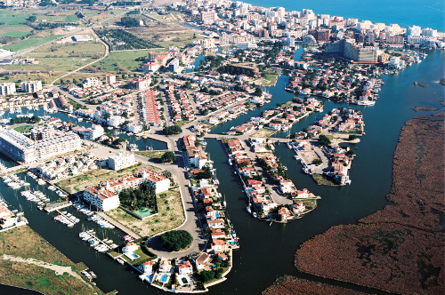 Marina of Roses-Santa Margarida